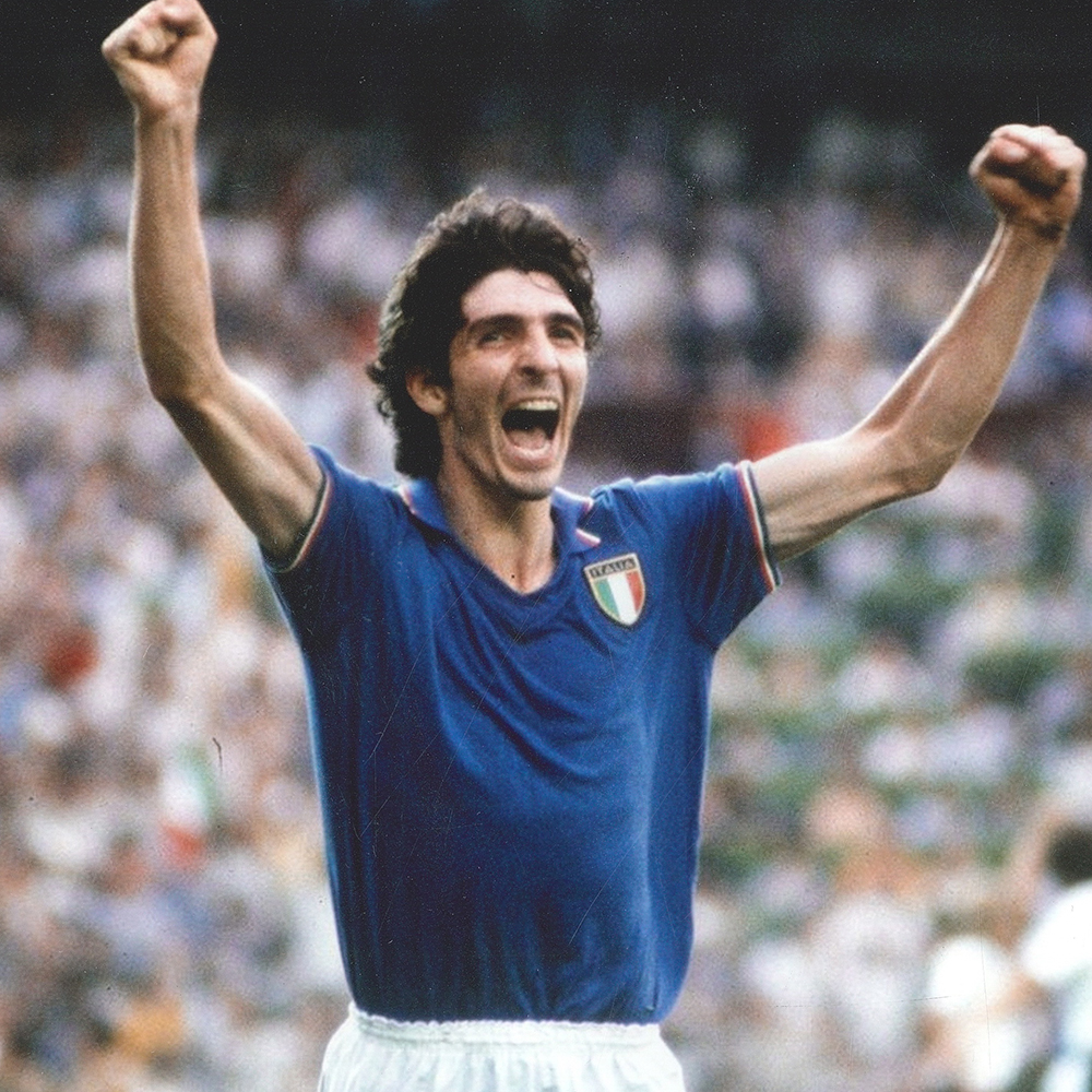 PAOLO ROSSI LEGEND